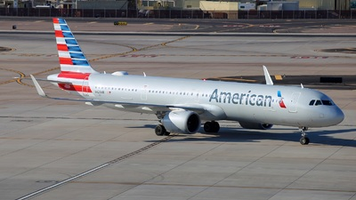 N429AN - Airbus A321-253NX - American Airlines