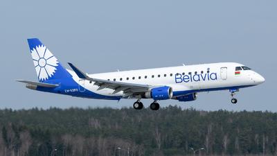 A picture of EW531PO - Embraer E175LR - Belavia - © Dmitry Molokovich