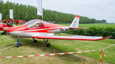 A picture of PH3R5 - Kappa KP 2USova - [6677H] - © Dutch