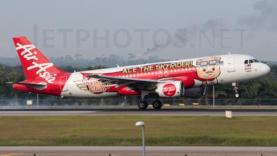 9M-AFL - Airbus A320-214 - AirAsia
