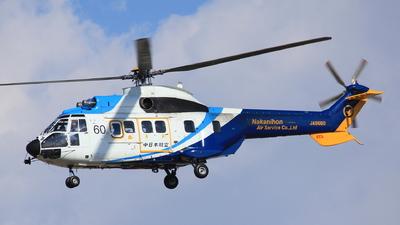 JA9660 - Aérospatiale AS 332L2 Super Puma - Nakanihon Air Service