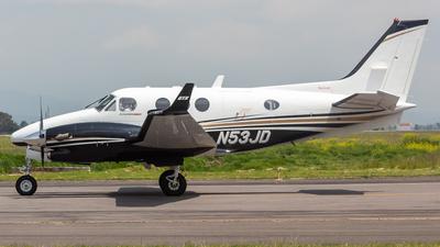N53JD - Beechcraft C90GTi King Air - Private