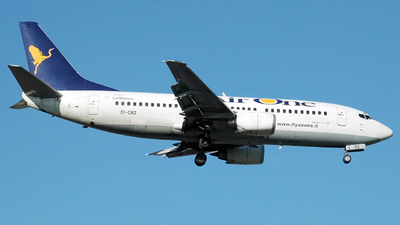 EI-CRZ - Boeing 737-36E - Air One