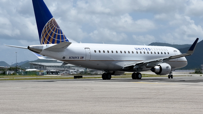N749YX - Embraer 170-200LR - United Express (Republic Airlines)