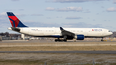 A picture of N805NW - Airbus A330323 - Delta Air Lines - © xuxinyi1000