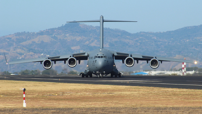 02-1101 - Boeing C-17A Globemaster III - United States - US Air Force (USAF)