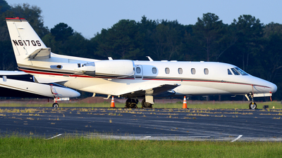 N617QS - Cessna 560XL Citation Excel - NetJets Aviation