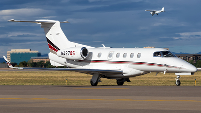 N427QS - Embraer 505 Phenom 300E - NetJets Aviation