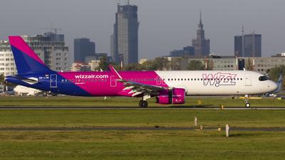 HA-LVW - Airbus A321-271NX - Wizz Air