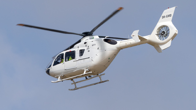9H-GMD - Eurocopter EC 135T1 - Gulf Med Aviation Services