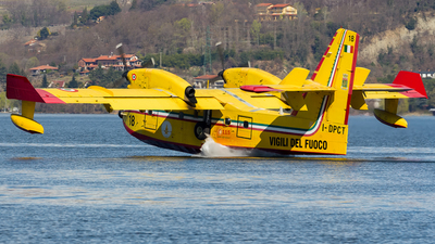 A picture of IDPCT - Canadair CL415 - [2029] - © Filippo Novello