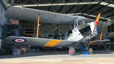 VH-GAV - De Havilland DH-82 Tiger Moth - Private