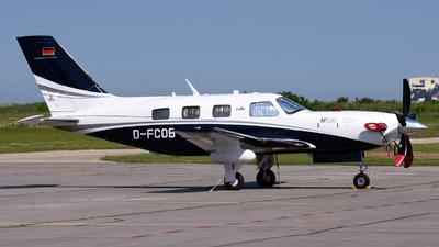D-FCOB - Piper PA-46-M500 - Private