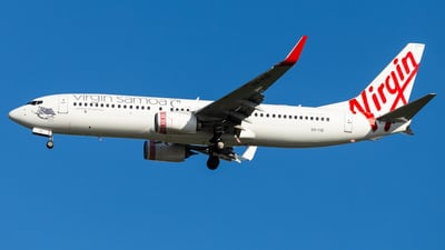 VH-YID - Boeing 737-8FE - Virgin Samoa Airlines
