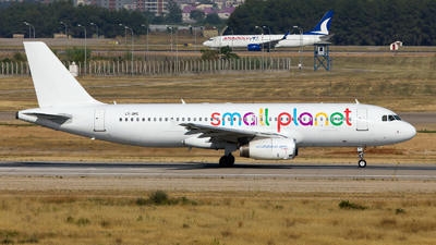 LY-SPC - Airbus A320-231 - Small Planet Airlines