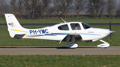 PH-YMC - Cirrus SR20 - Private