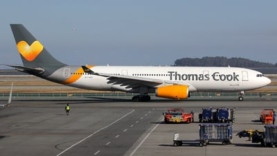 OY-VKF - Airbus A330-243 - Thomas Cook Airlines