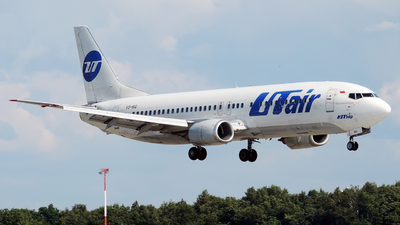 VQ-BIG - Boeing 737-45S - UTair Aviation