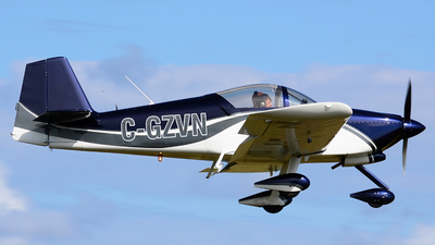 C-GZVN - Vans RV-6A - Private