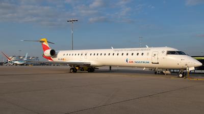 EC-JZS - Bombardier CRJ-900ER - Scandinavian Airlines (Air Nostrum)