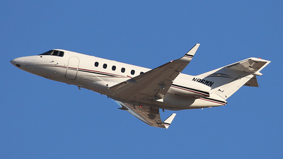 N86MN - Raytheon Hawker 800XP - Private