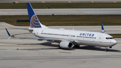 N37253 - Boeing 737-824 - United Airlines
