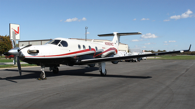 N392WC - Pilatus PC-12 - Guardian Flight