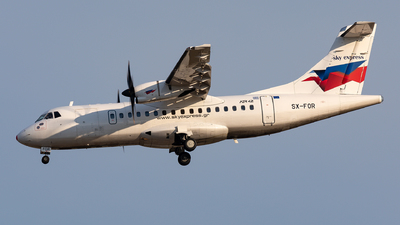 SX-FOR - ATR 42-500 - Sky Express