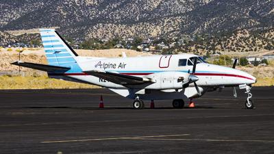 N216CS - Beech C99 Airliner - Alpine Aviation