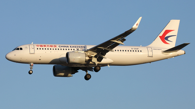 B-304P - Airbus A320-251N - China Eastern Airlines