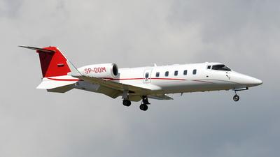 SP-DOM - Bombardier Learjet 60XR - AMC Aviation