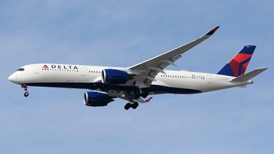 N506DN - Airbus A350-941 - Delta Air Lines