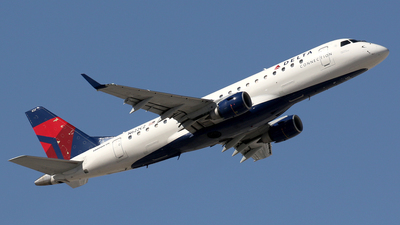 N622CZ - Embraer 170-200LR - Delta Connection (Compass Airlines)
