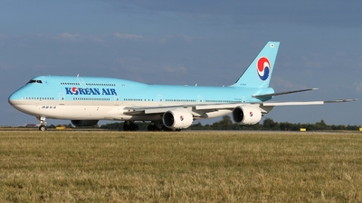 HL7643 - Boeing 747-8B5 - Korean Air