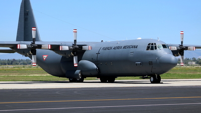 3611 - Lockheed C-130K Hercules - Mexico - Air Force