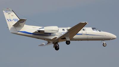 A picture of XASDI - Cessna 550B Citation Bravo - [5500983] - © Alex Zothique