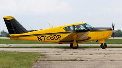 N7260P - Piper PA-24-250 Comanche - Private
