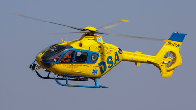 A picture of OKDSE - Airbus Helicopters H135 - [0818] - © vwmatze