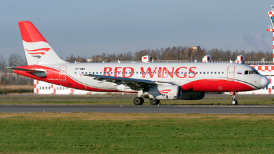 A picture of VPBWX - Airbus A320232 - Red Wings - © ArCher