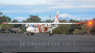 PCG-684 - Britten-Norman BN-2 Islander - Philippines - Coast Guard