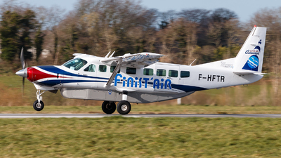 F-HFTR - Cessna 208B Grand Caravan - FinistAir