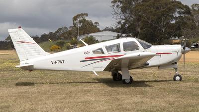 VH-TWT - Piper PA-28R-180 Cherokee Arrow - Private