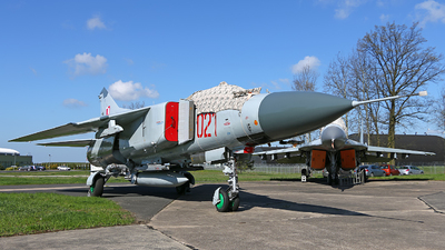 021 - Mikoyan-Gurevich MiG-23MF Flogger B - Poland - Air Force