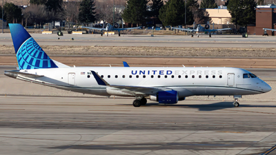 N611UX - Embraer 170-200LL - United Express (SkyWest Airlines)