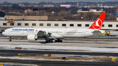 TC-LJK - Boeing 777-3F2ER - Turkish Airlines