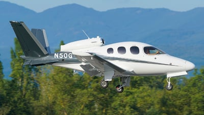 N50G - Cirrus Vision SF50 - Cirrus Design Corporation
