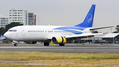 A picture of N420US - Boeing 737401 - iAero Airways - © Eric Graf