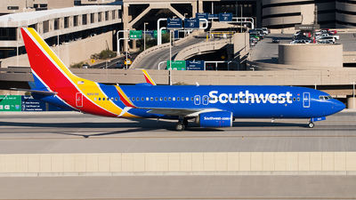 N8519R - Boeing 737-8H4 - Southwest Airlines