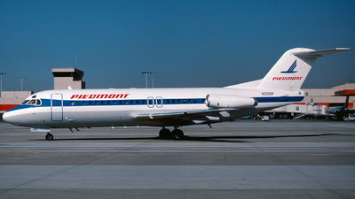 N205P - Fokker F28-4000 Fellowship - Piedmont Airlines