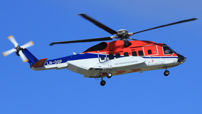 A picture of LNOQP - Sikorsky S92A - CHC Helikopter Service - © Witold Ozimek